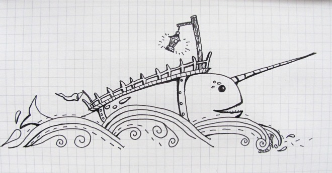 Thursday Morning Sketch