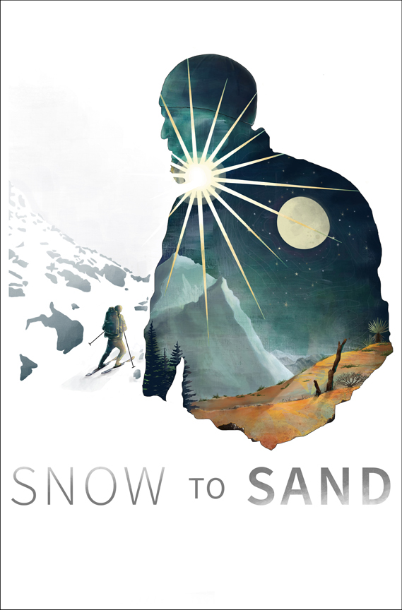 Snow to Sand, Poster